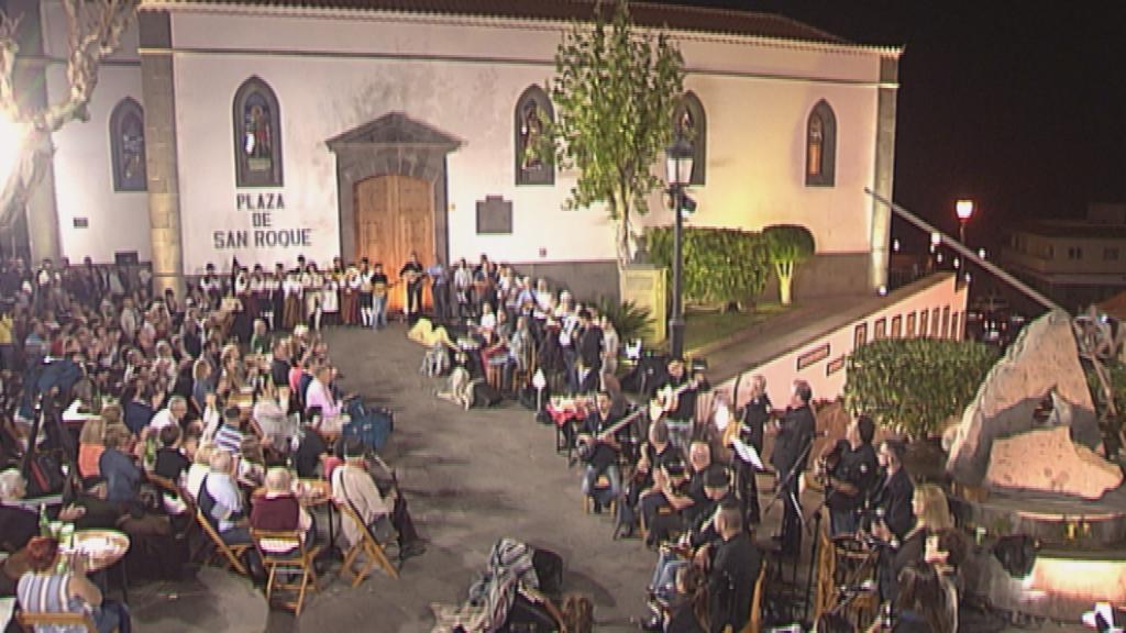Tenderete - 02/11/14 Los Parranderos de Firgas, la parranda El Abuelo y el cantautor argentino Rafael Amor.