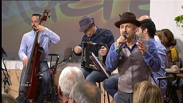 Tenderete - 05/02/2017 con el acordeonista Miguel Afonso  y Los Tendereteros con solistas