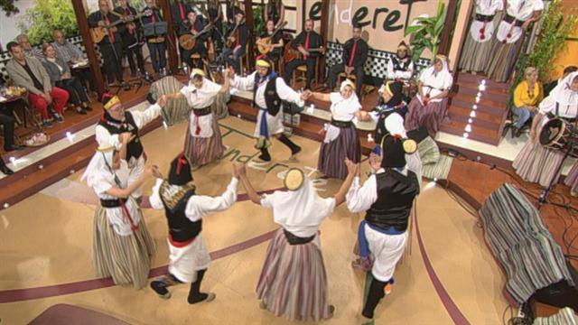 Tenderete - 06/05/2018 Con la Agrupación Folclórica Gaida y la Parranda Ahí va la cosa.