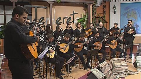 Tenderete - 17/12/2017 con alumnos del Conservatorio de Santa Cruz de Tenerife y el grupo Parchita Colorá.