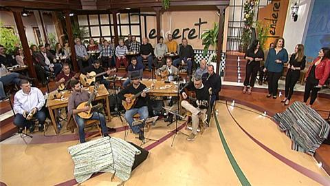 Tenderete - 18/03/2018 con varias solistas, Los Tendereteros y Laura Doreste