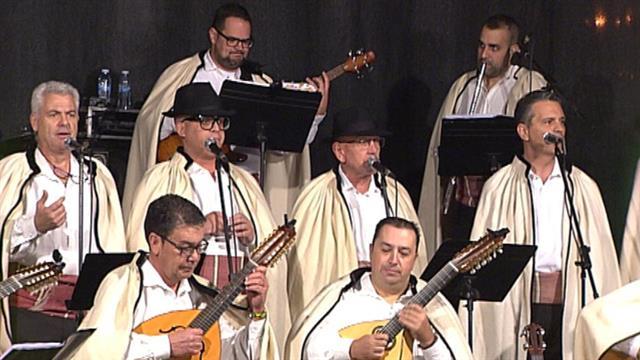 Tenderete - 23/12/2018 Tenderete celebra la Navidad con Los Sabandeños.