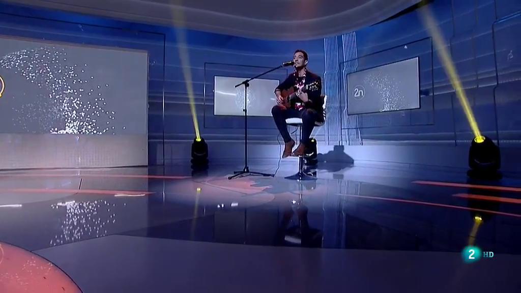 """""""Tendré canciones"""" - Actuación de MUERDO"""