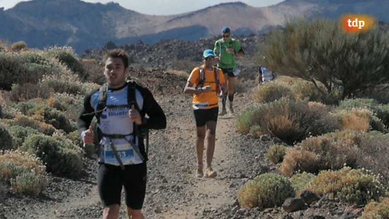 Atletismo - Tenerife Blue Trail 2014