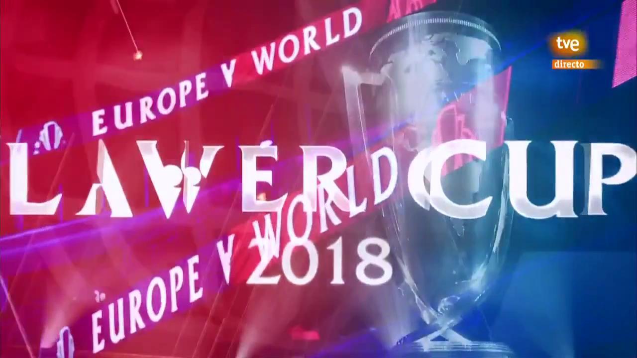 Laver Cup 2018: 3º partido: D. Goffin - D. Schwartzman