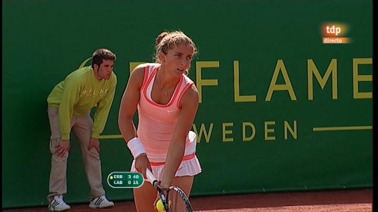 Tenis - WTA Barcelona Ladies Open: Miércoles. 1º partido - 11/04/12