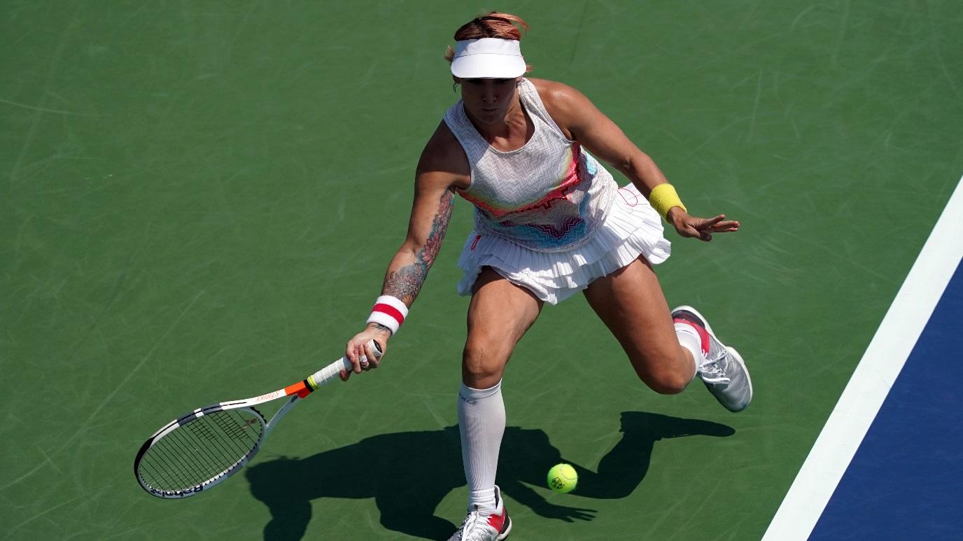 WTA Torneo Cincinnati (EEUU): B. Mattek-Sands - M. Keys