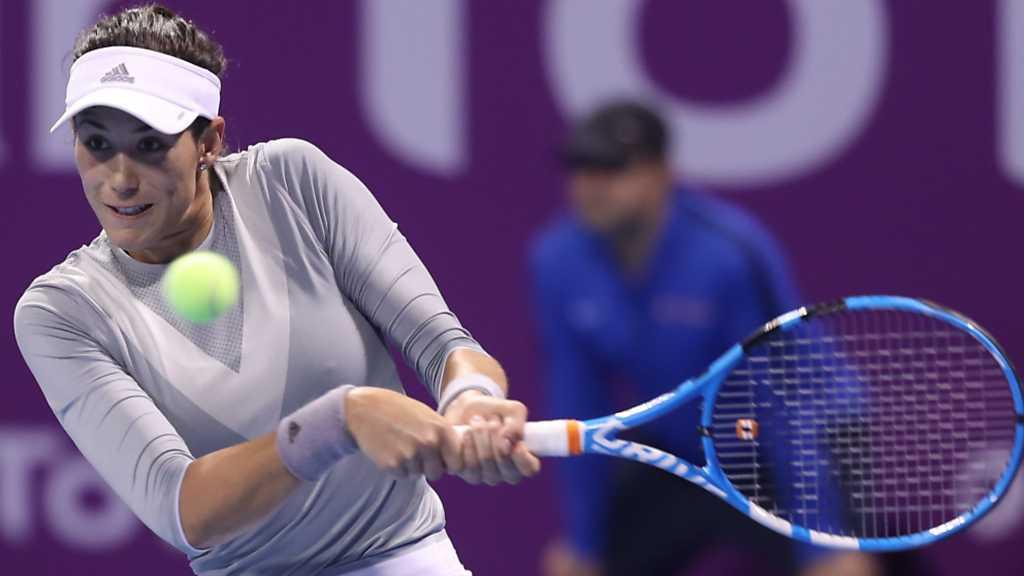 WTA Torneo Doha Final: P. Kvitova - G. Muguruza