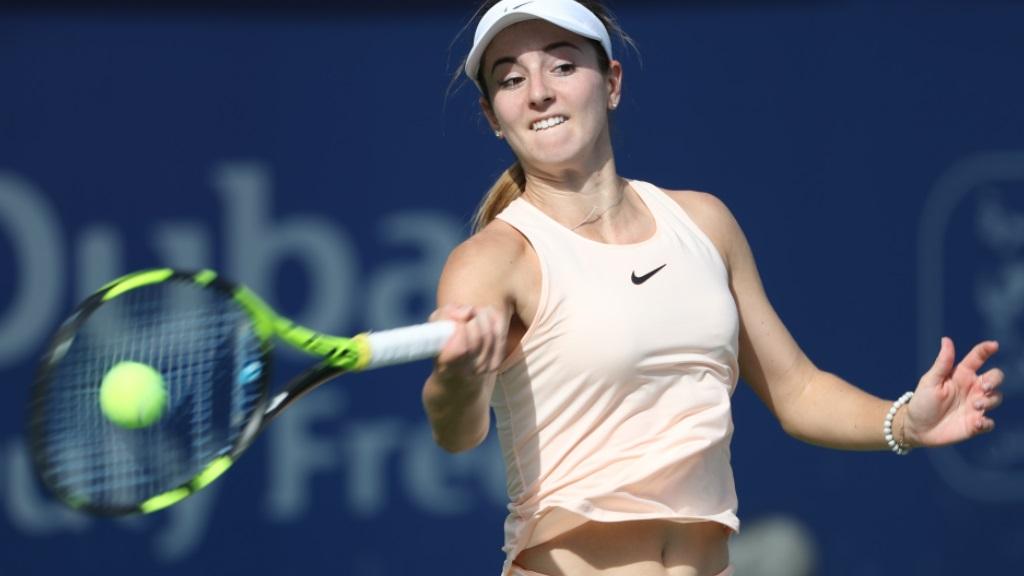 WTA Torneo Dubai (Emiratos Árabes): C. Bellis - E. Mertens