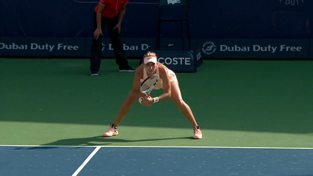 WTA Torneo Dubai (Emiratos Árabes): Vesnina - Shuai