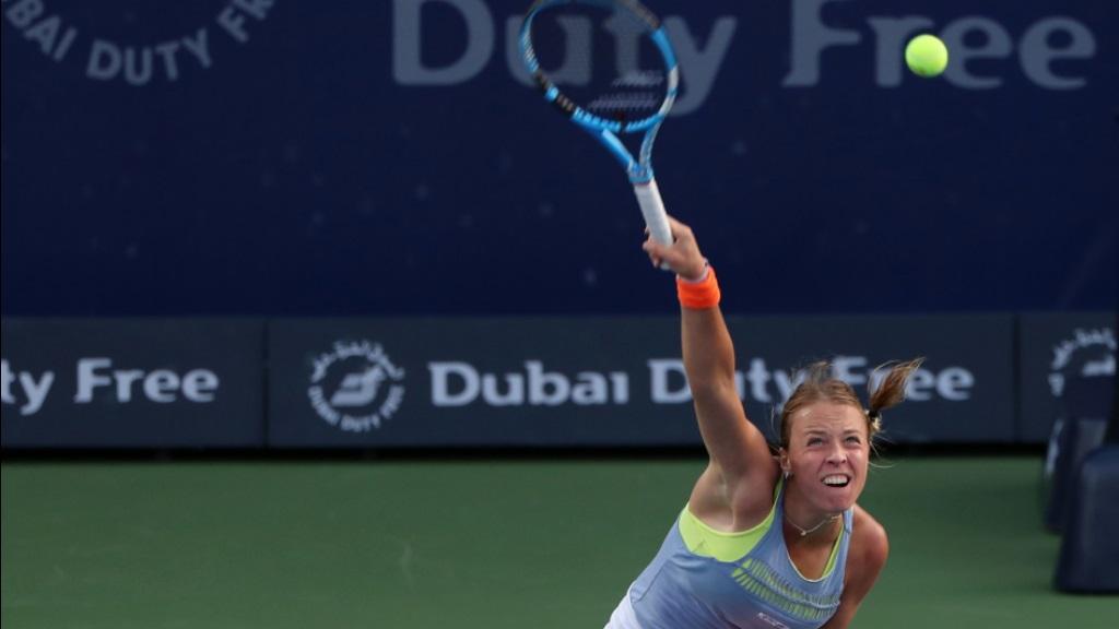 WTA Torneo Dubai (Emiratos Árabes): A. Kontaveit - S. Stosur