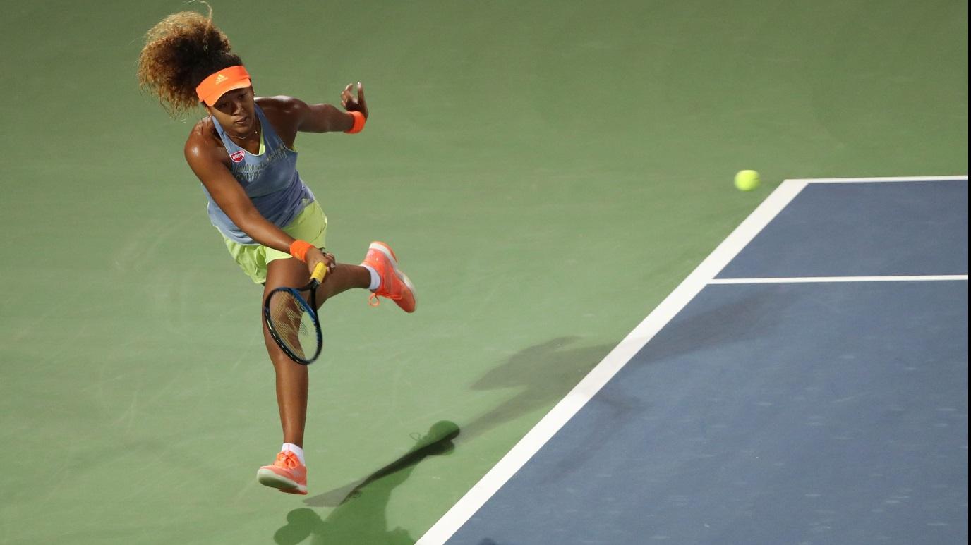 WTA Torneo Dubai (Emiratos Árabes): N. Osaka - K. Mladenovic