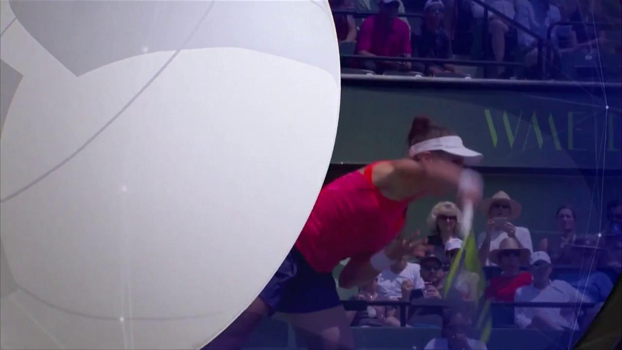 WTA Torneo Finals Singapur (China): Kvitova - Svitolina