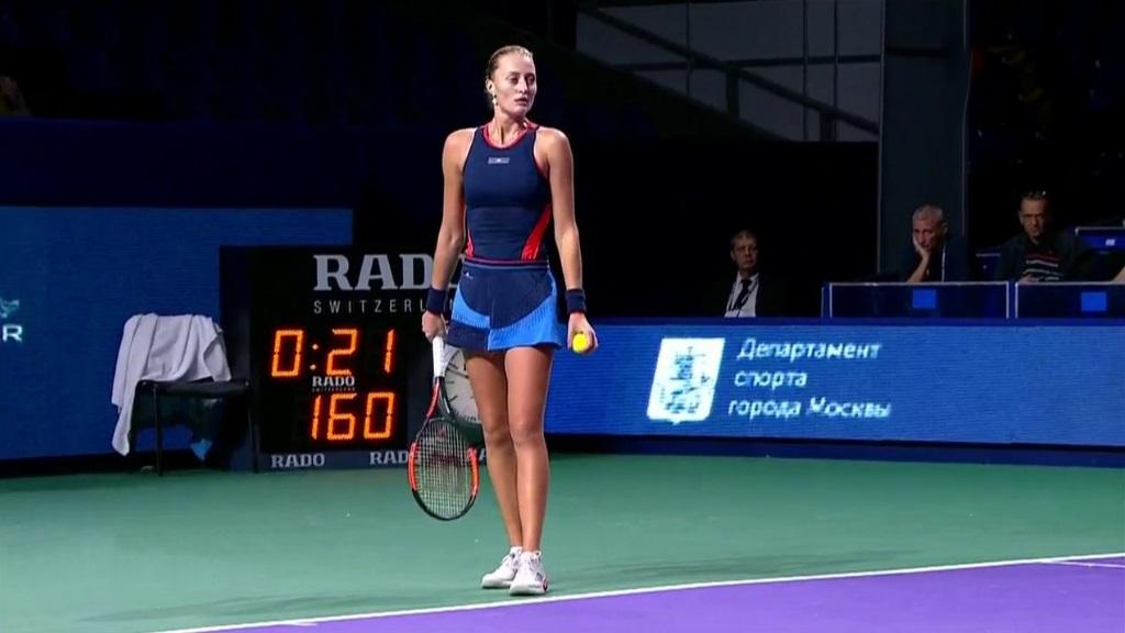 WTA Torneo Moscú (Rusia): K. Mladenovic - A. Kalinskaya