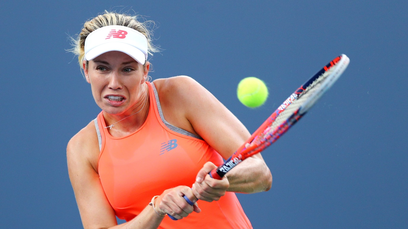 WTA Torneo New Haven (EEUU): D. Yastremska - D. Collins