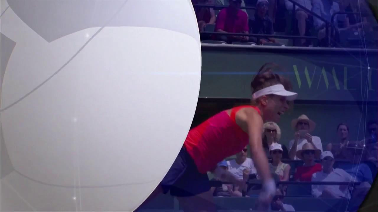 WTA Torneo Tokio. 2ª Semifinal: C. Giogi - N. Osaka