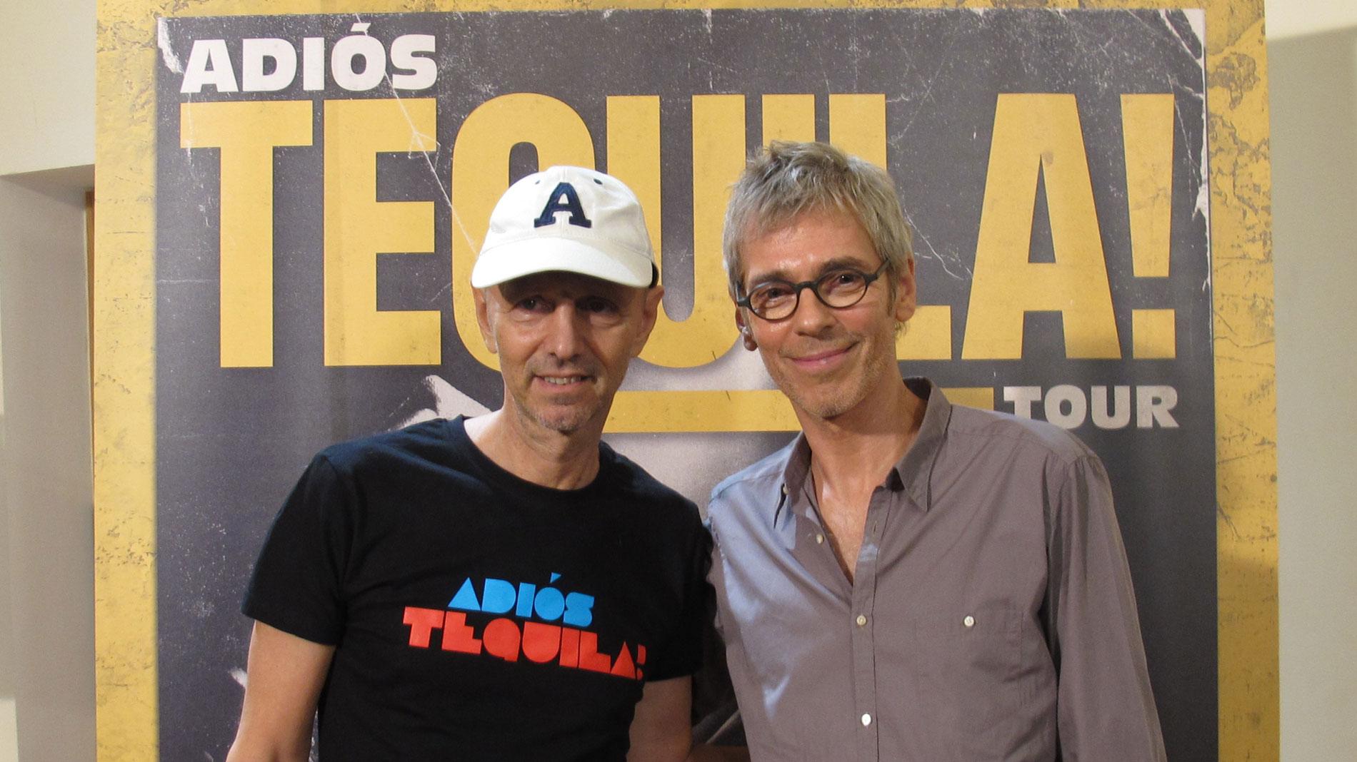 Tequila presenta su concierto de despedida en Madrid