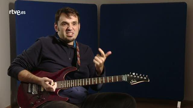 Terapia rock - Albert Faz, profesor de guitarra