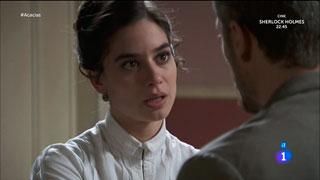 Acacias 38 - Teresa deja definitivamente a Mauro