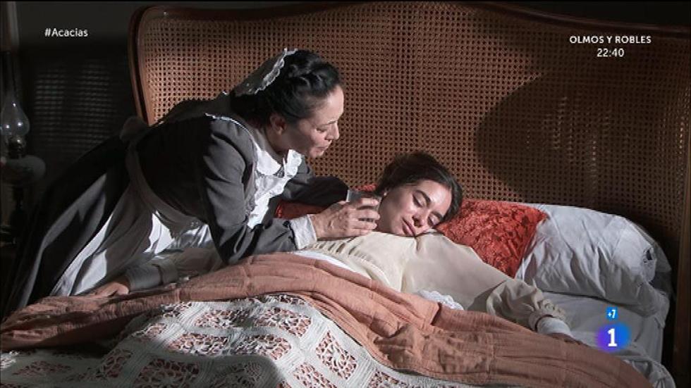 """Acacias 38 - Teresa a Fabiana: """"El lazo que os une es demasiado grande"""""""