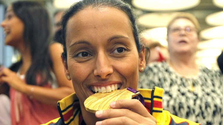 Teresa Perales, propuesta para la Cruz del Mérito Deportivo