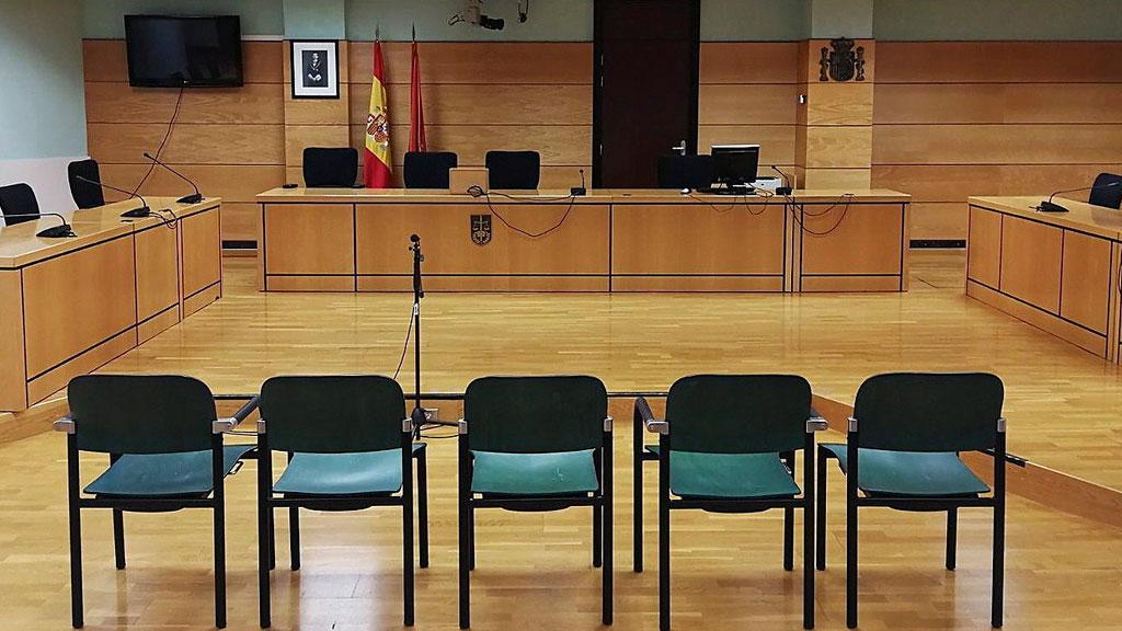Termina la primera semana del juicio contra los cinco acusados de violación en los sanfermines