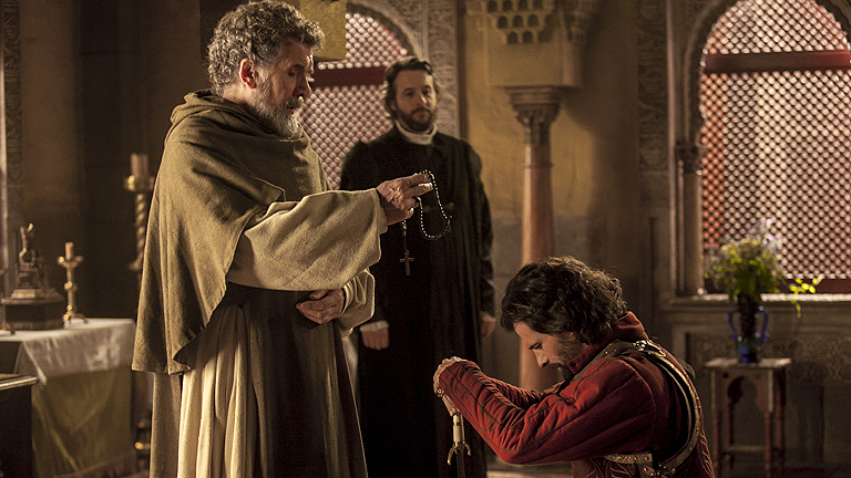 Isabel - Terminaremos la Reconquista