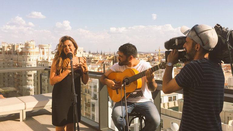 España Directo- La terraza de ED: Alba Molina