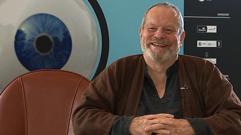 Terry Gilliam premio de honor del Festival internacional de cine de Gijón
