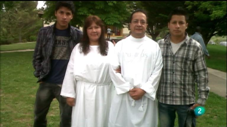 Buenas Noticias TV - Testimonio de la familia de Raúl y Norma