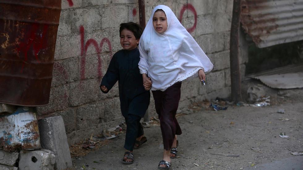 """El testimonio de un sacerdote en Alepo: """"La gente está perdiendo la esperanza"""""""