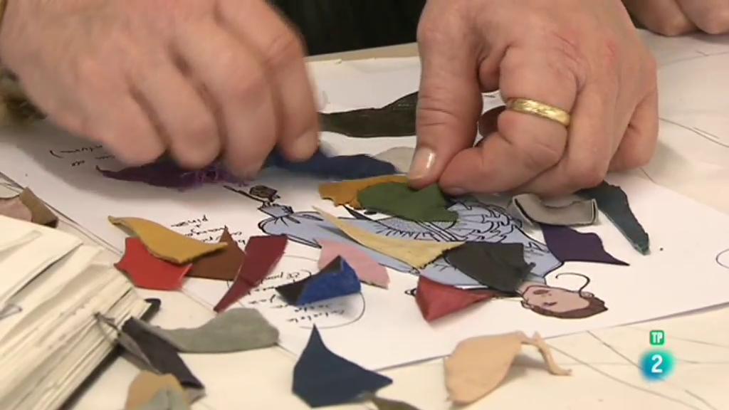 Tinc una idea - El tèxtil remunta: retalls del tèxtil
