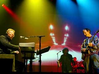 Actuación de The Doors of the 21st Century en Benidorm en 2003
