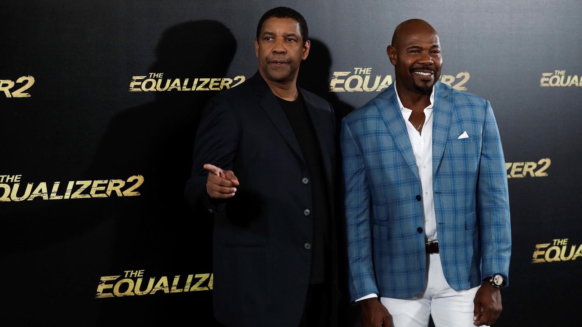 'The Equalizer 2', 'El rehén' y 'Megalodón', estrenos destacados de este viernes