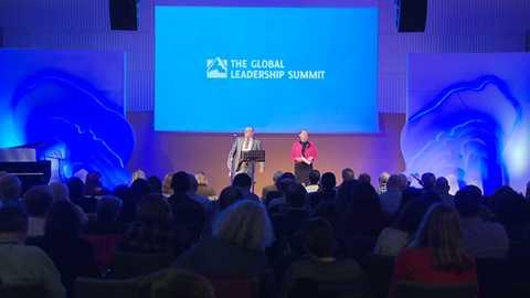 Buenas noticias TV - The Global Leadership Summit