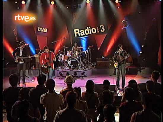 Los conciertos de Radio 3 - The Libertines 'Time For Heroes'