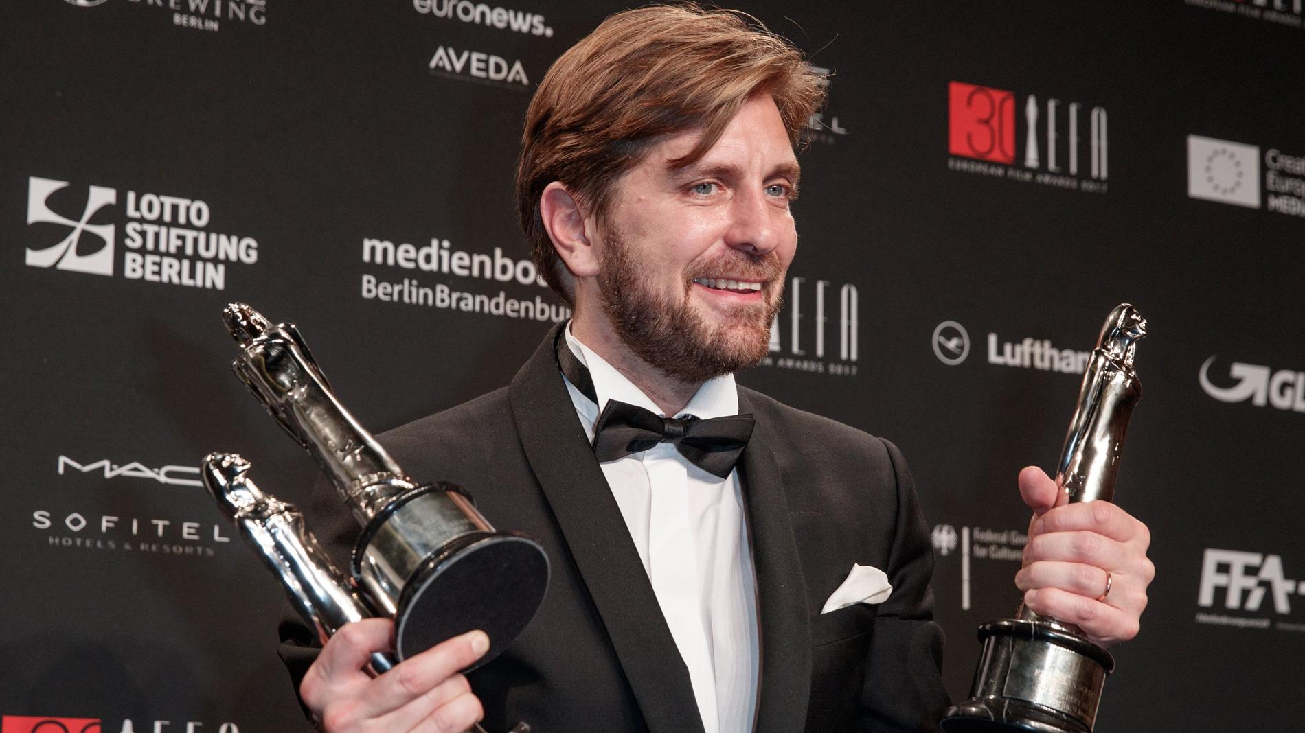 'The Square' triunfa en los Premios del Cine Europeo