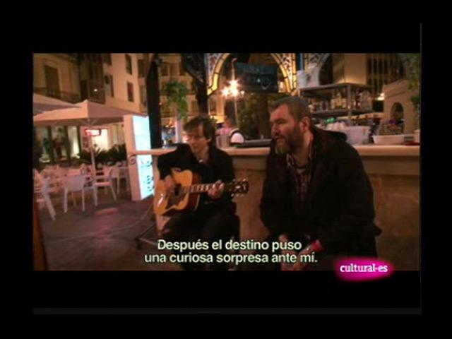 Mapa sonoro - Thelemáticos, Single, Ilegales, Aidan Moffat