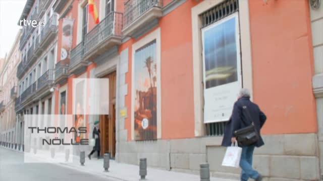 """Thomas Nölle """"By the Way"""" en el Museo del Romanticismo de Madrid"""