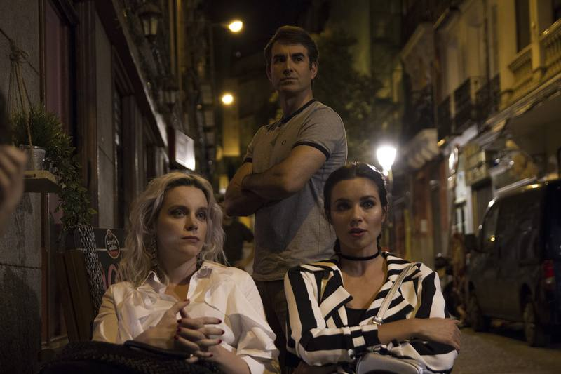 El thriller psicológico 'Dorien' estrena su piloto el lunes 30 de octubre, en Playz
