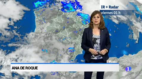 El tiempo en Andalucía - 02/03/18