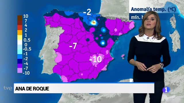 El tiempo en Andalucía - 04/12/17