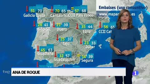 El tiempo en Andalucía - 11/10/17
