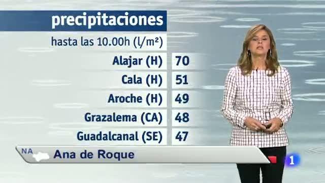 El tiempo en Andalucia-11/11/14