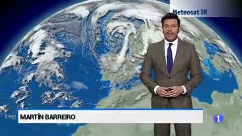 El tiempo en Andalucía - 12/03/18