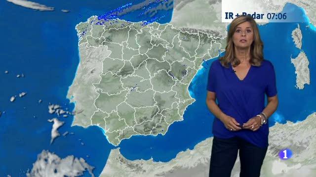 El tiempo en Andalucía - 14/09/17