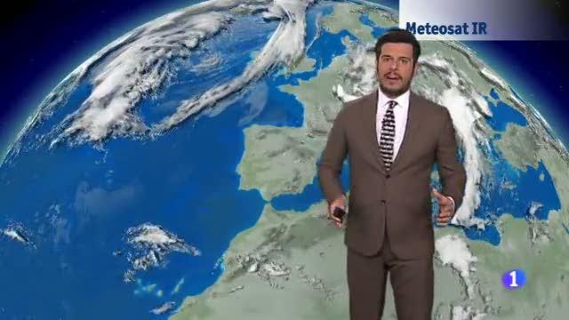 El tiempo en Andalucía - 16/05/2018