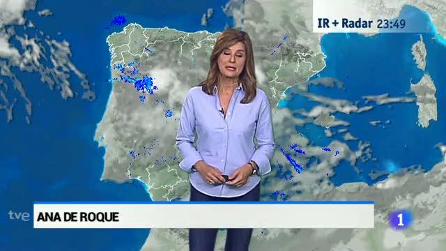 El tiempo en Andalucía - 19/10/2016