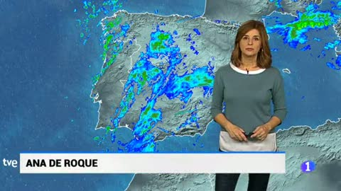 El tiempo en Andalucía - 23/11/2018