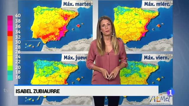 El tiempo en Andalucía - 27/06/2017